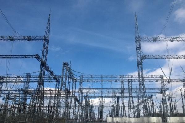 Из-за повреждения на кабельной линии вышла из строя часть подстанции «Балатовская»