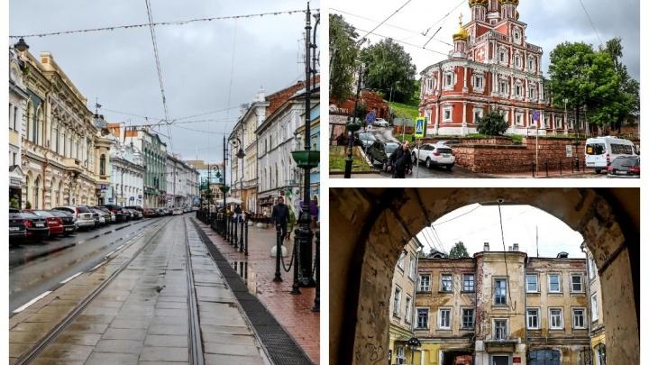 История одной улицы: гуляем по купеческой Рождественской