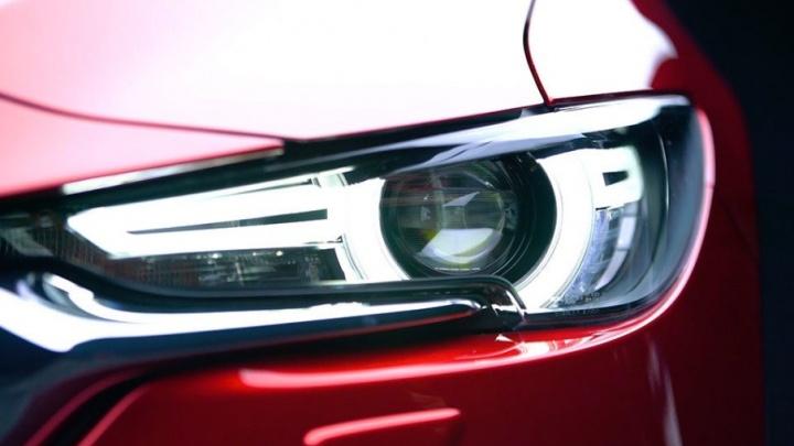 Это надо видеть: в Екатеринбурге появился новый кроссовер Mazda CX-5