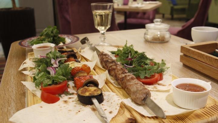 Кавказ всех кормит: рейтинг ресторанов с национальной кухнейв Новосибирске