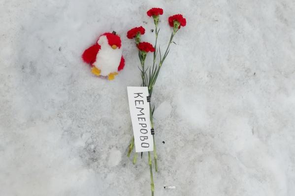 Сегодня вся страна вспоминает страшный пожар в ТЦ «Зимняя вишня», в котором погибли 60 человек