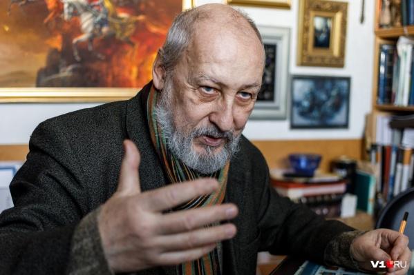 Владислав Коваль обещает выставить даже недописанные картины