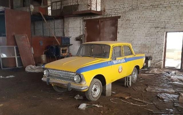 Сотрудники автосервиса в Башкирии похитили детали более чем с десятка ретро-авто