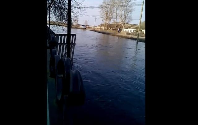 Видео: В Башкирии затопило самое крупное село