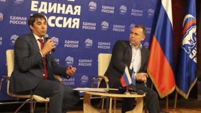 Вадим Шумков идет на губернаторские выборы самовыдвиженцем