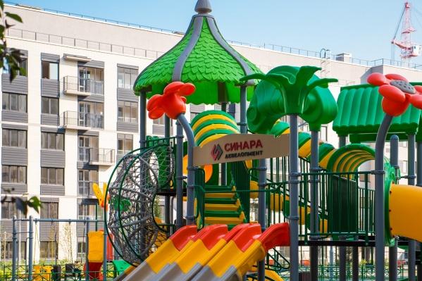 Специальные предложения на квартиры действуют и на дома в Солнечном