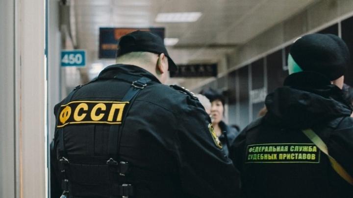 После ареста производственных помещений тюменская компания отдала за газ 640 тысяч рублей