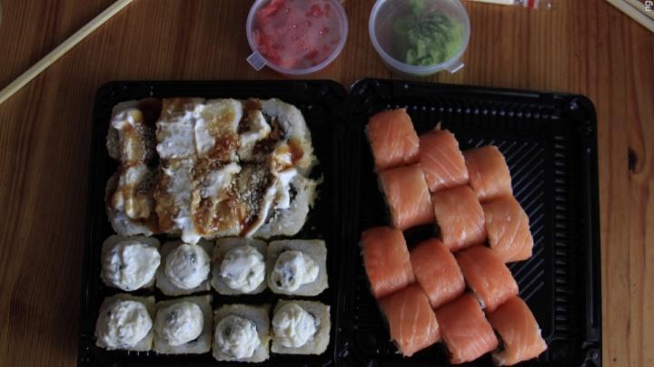 Суд приостановил работу цеха службы доставки суши «Харакири» на три месяца