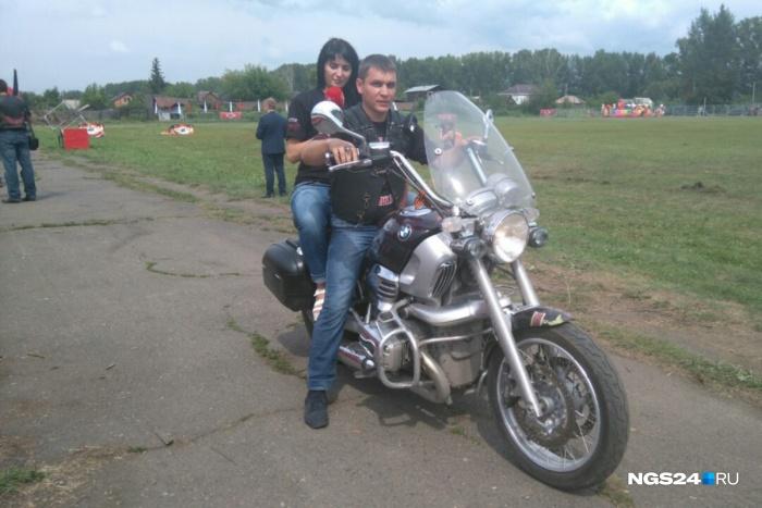 На фестиваль съезжаются байкеры со всей России