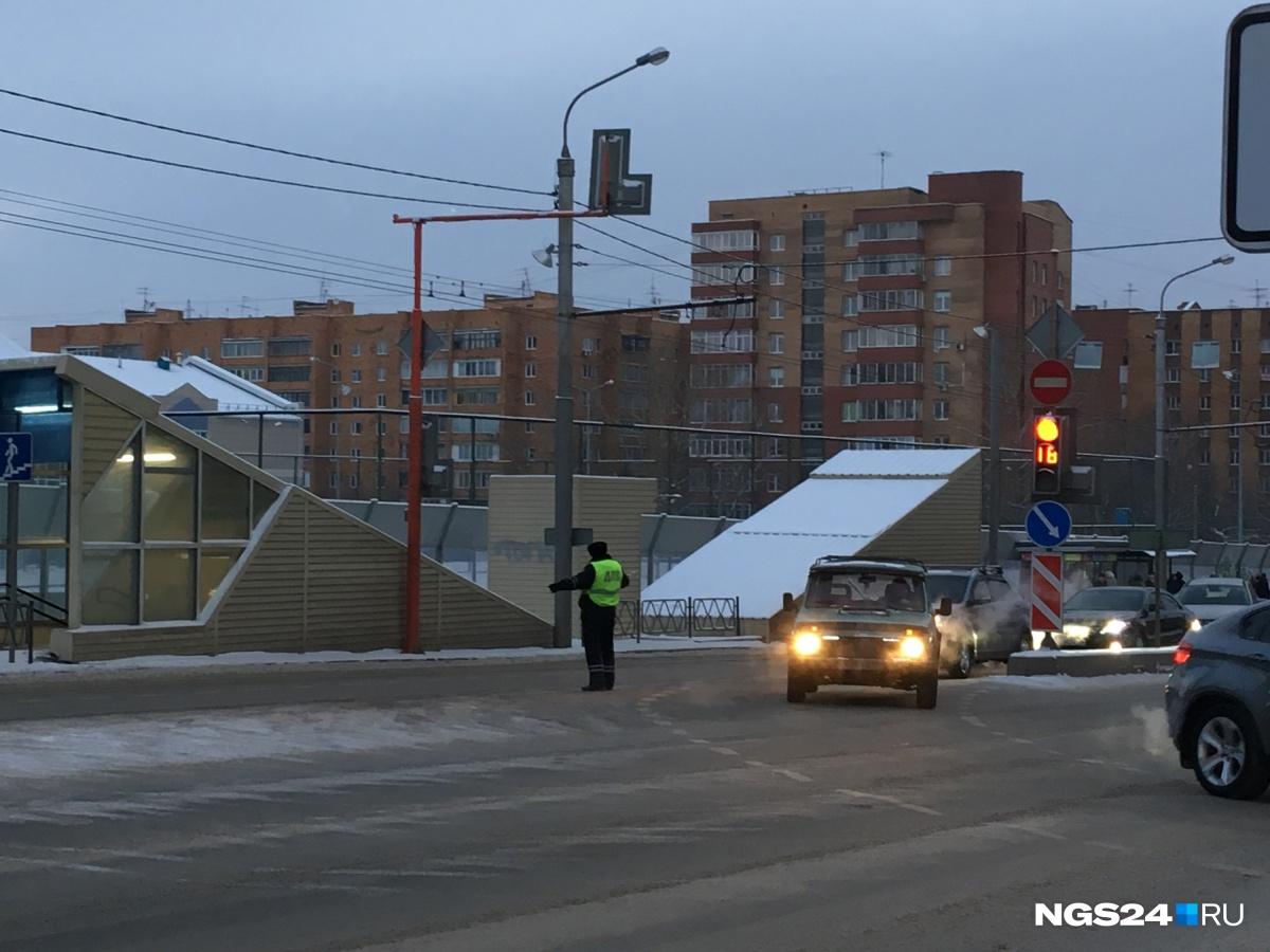 ВКрасноярск прибыл полномочный уполномоченный Российского Президента Сергей Меняйло