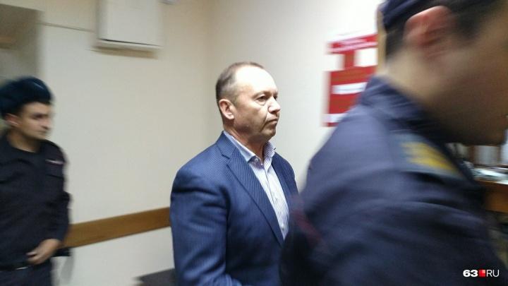 В Самаре суд отказался выпускать на свободу бывшего единоросса Халиуллова