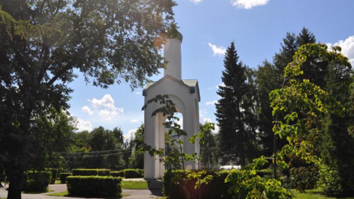 В центре Омска планируют отремонтировать памятникжертвам политических репрессий