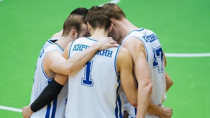 Баскетбол: «Новосибирск» проиграл заключительный матч сезона