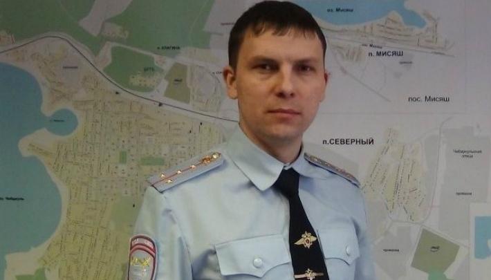 Начальника отдела ГИБДД в Челябинской области, который пьяным попал в ДТП, уволили со службы