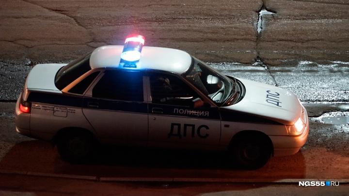 Омские полицейские устроили погоню за мошенниками из Челябинскаиз-за пяти тысяч рублей