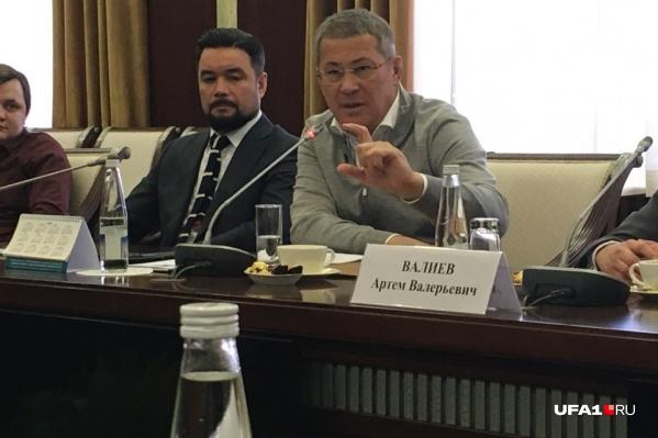Радий Хабиров начал борьбу с количеством ДТП еще в статусе врио