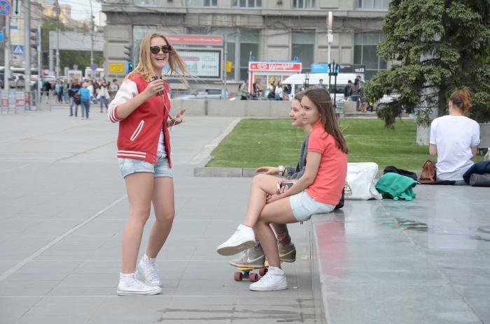 Завтра, 4 августа, воздух в Новосибирске прогреется до 26 градусов