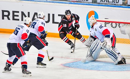 «Авангард» вовертайме обыграл «Торпедо» вматче постоянного чемпионата КХЛ