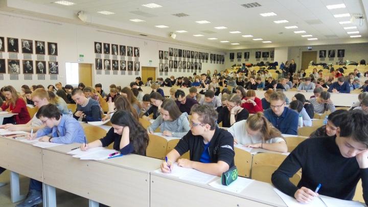Сегодня в «Изумруде» — завтра в университете: в УрФУ началась регистрация на знаменитую олимпиаду