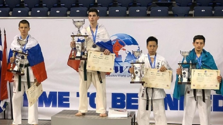«С японцем пришлось повозиться»: волгоградский каратист стал чемпионом мира