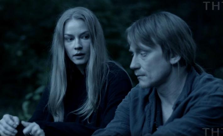 Светлана Ходченкова исполняет одну из главных ролей в сериале