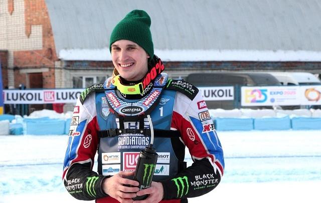 Чемпион мира по мотогонкам на льду Дмитрий Колтаков будет выступать за Шадринск