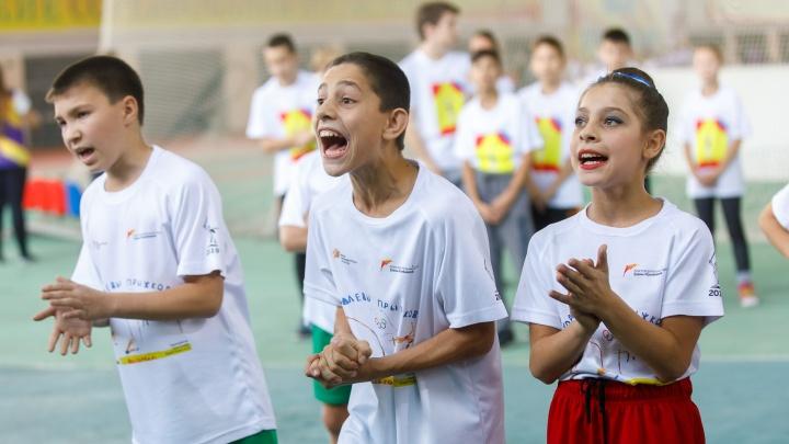 200 детей съехались в Волгоград на фестиваль Исинбаевой «Каждый ребенок достоин пьедестала»