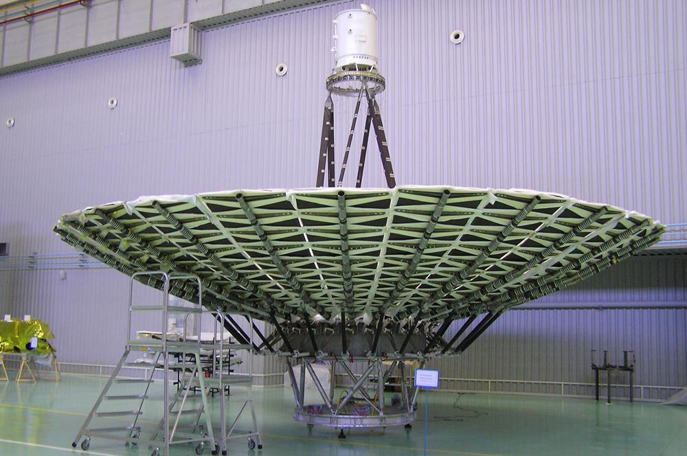 Летная модель «РадиоАстрон»