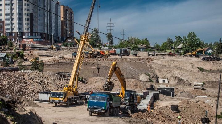 В Красноярске для повышения качества теплоснабжения обновили свыше 9500 метров труб