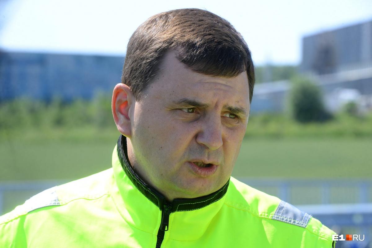 Глава Уралуправтодора Алексей Борисов рассказал, что все запланированные работы идут по графику