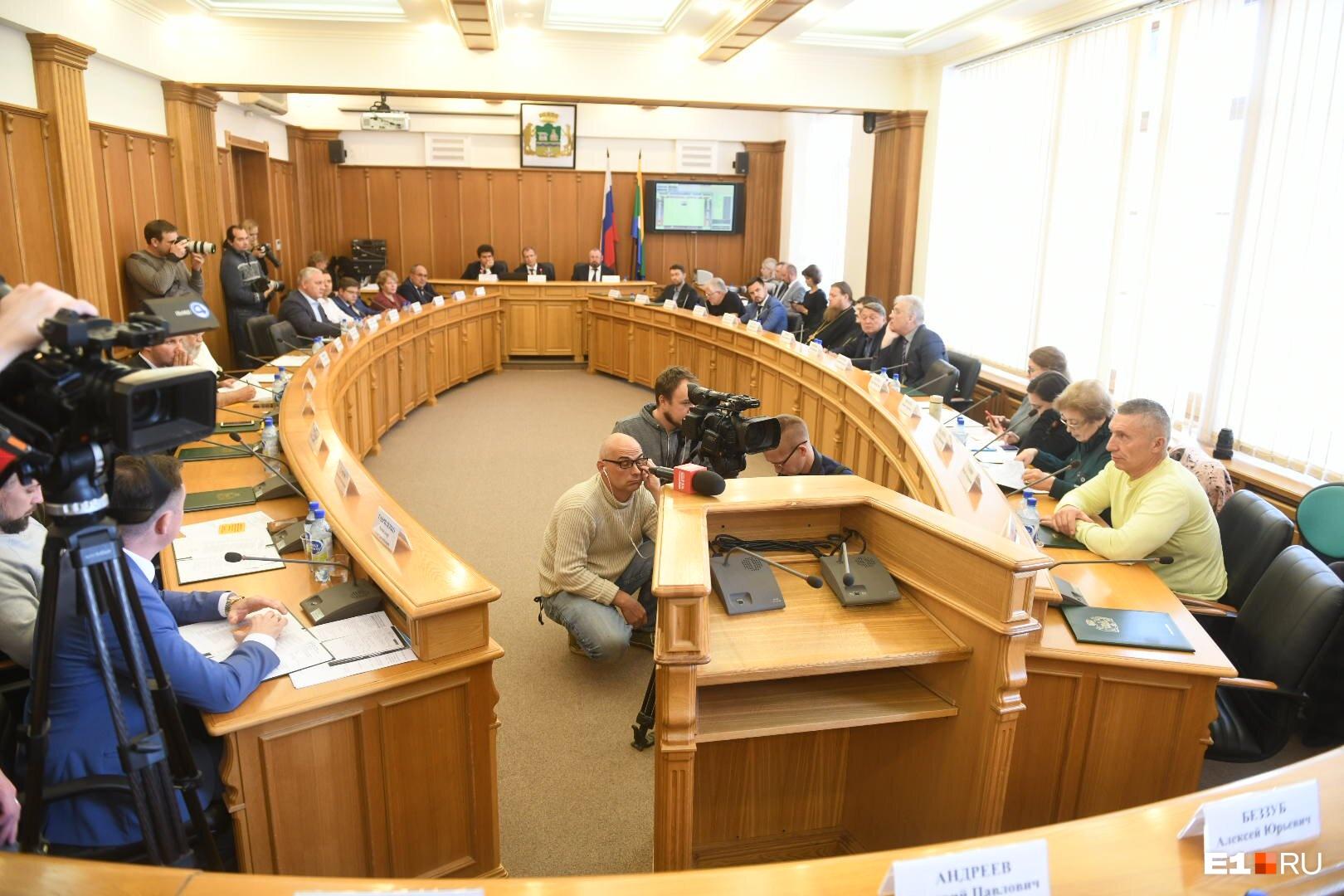 Рабочая группа. Итоговое решение об опросе должно быть принято 24 сентября