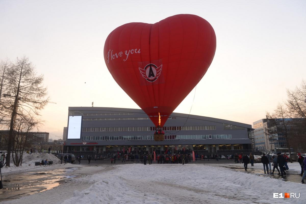 Екатеринбург точно запомнит этот сезон КХЛ