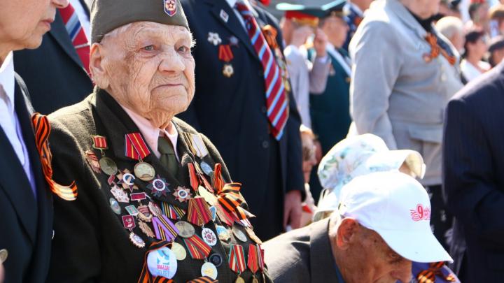 В Самаре ветеранам ВОВ подарят красную икру в честь 75-летнего юбилея победы в войне