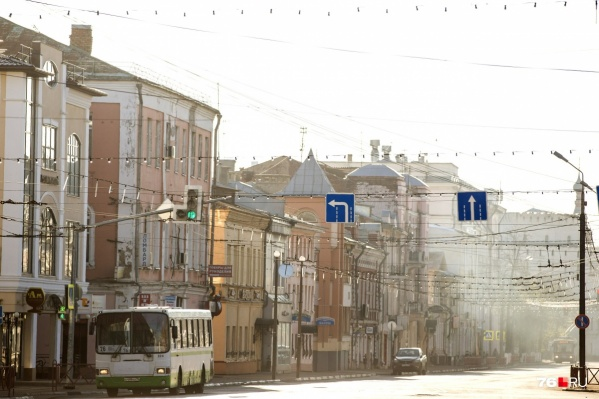 В городе снова появятся огромные щиты