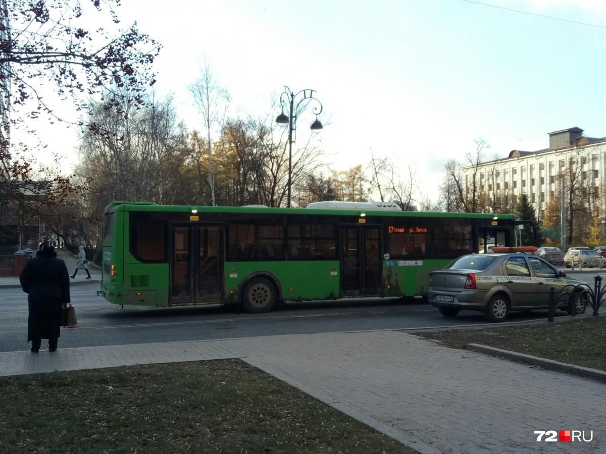 ДТП случилось на улице Республики