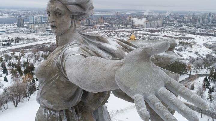 В Волгоградской области ожидаются штормовой ветер и метель