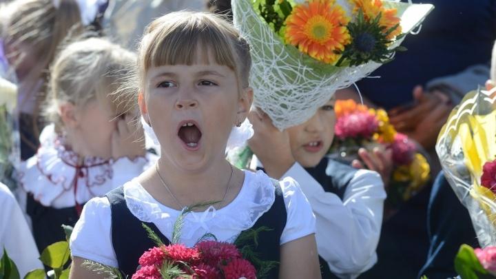Милее котиков: 40 трогательных фото детей со школьных линеек Екатеринбурга