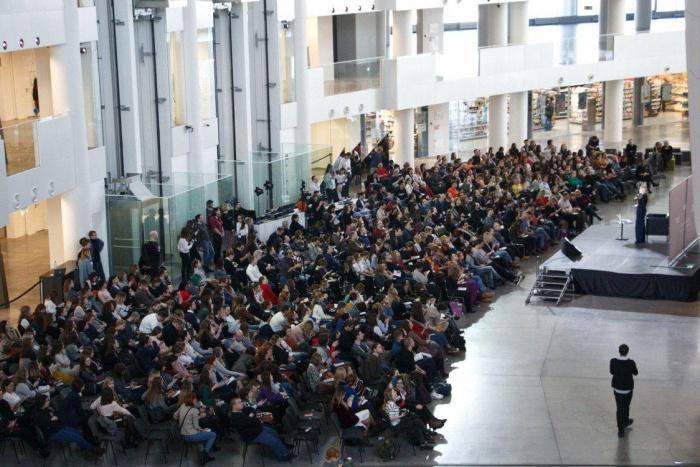 В прошлом году медиафорум «Планерка» собрал порядка650 человек (больше просто не вместила площадка Ельцин-центра)