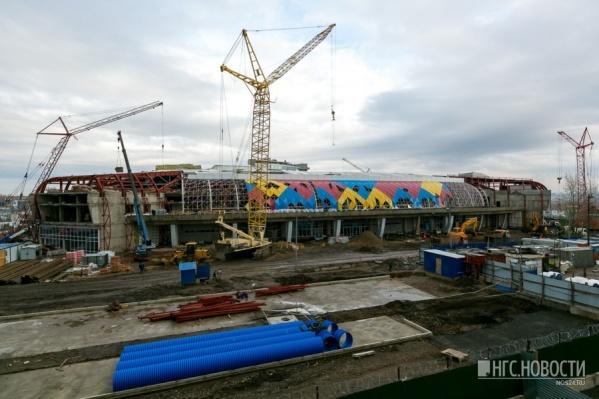 В Красноярске выбрали подрядчиков, которые построят два алюминиевых пешеходных моста. Сооружения станут вторыми виадуками в России, изготовленными из этого материала