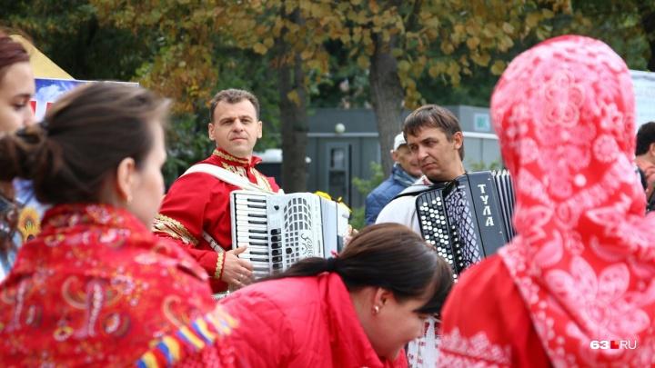 Мотовыставка и концерт Юлианны Карауловой: в Самаре День народного единства отметят на набережной
