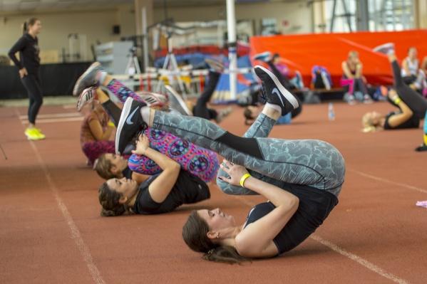 Если делать правильные упражнения, фигура будет — закачаешься!