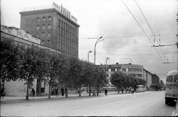 Внешний вид «Рубина» в советские годы практически не менялся