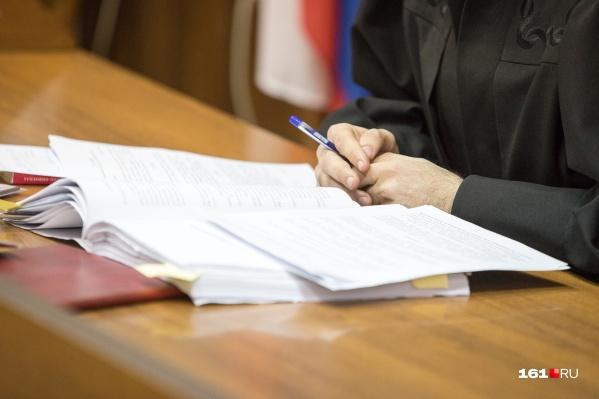 В Ростове пройдет суд над грабителем банка
