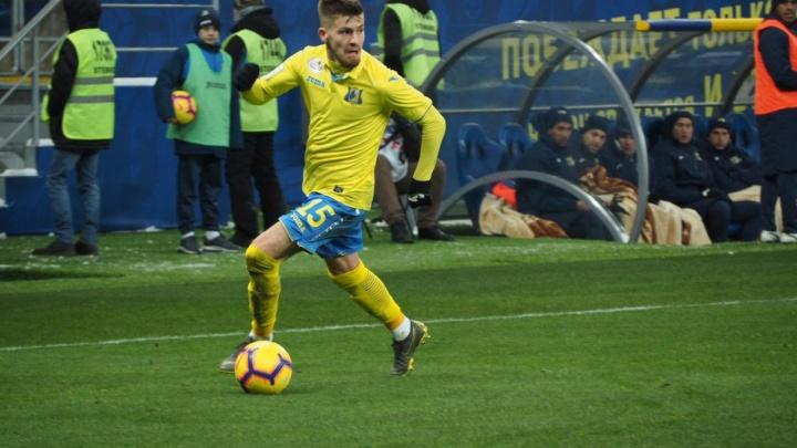 ФК «Ростов» сыграл вничью с «Енисеем» в Сочи