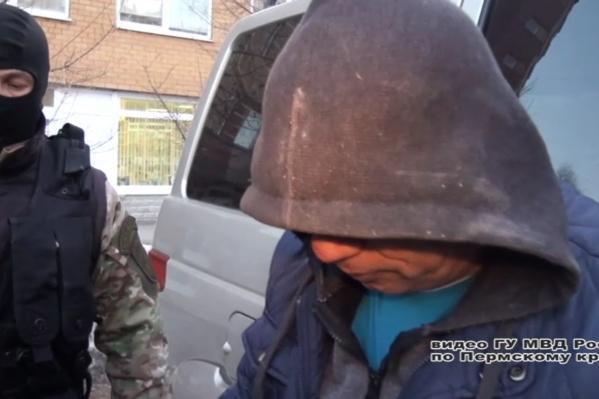 Полиция в Перми задержала поставщика наркотиков