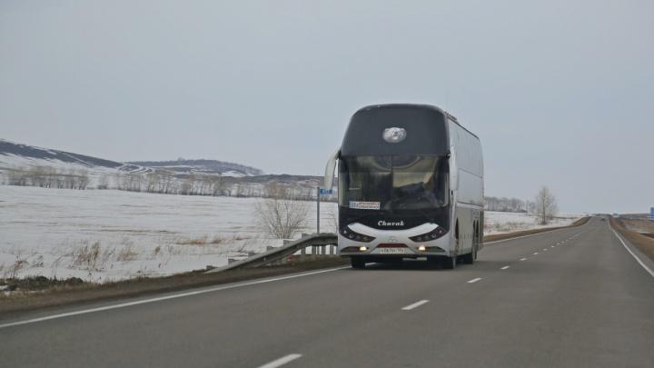От Красноярска до аэропорта хотят запустить регулярные автобусы с интервалом в час