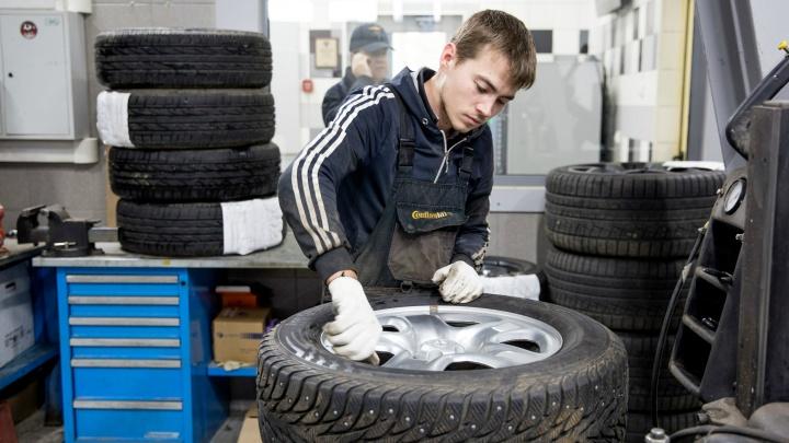 «Правило одно»: когда ярославским автомобилистам «переобуваться» на летнюю резину