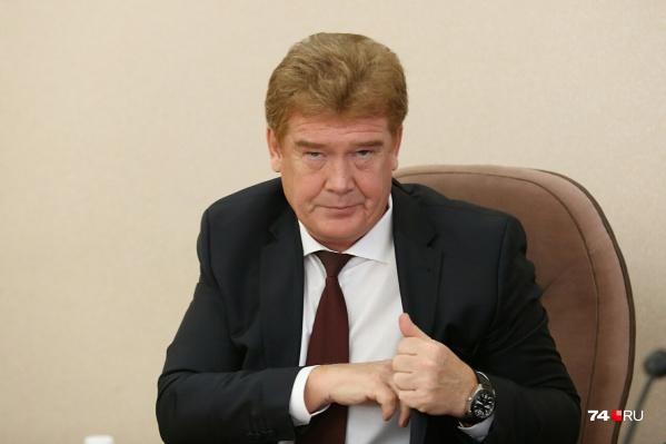 Владимир Елистратов был крайне недоволен тем, как сработали дорожники