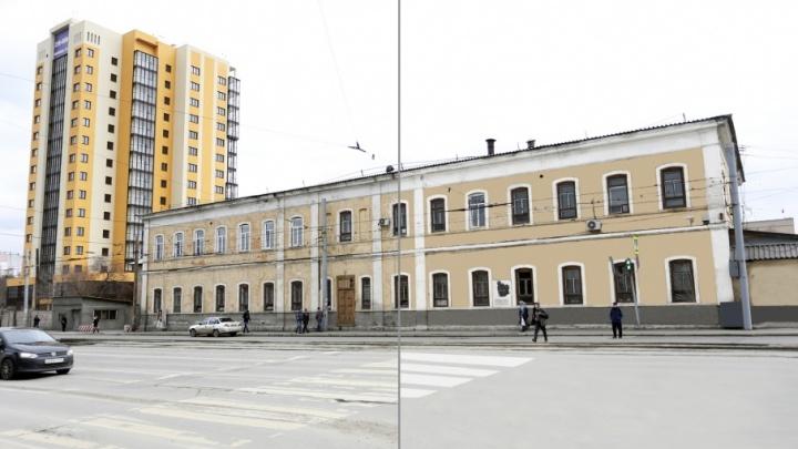 Подкрасили и избавили от рекламы: 74.ru «омолодил» старинные дома в центре Челябинска