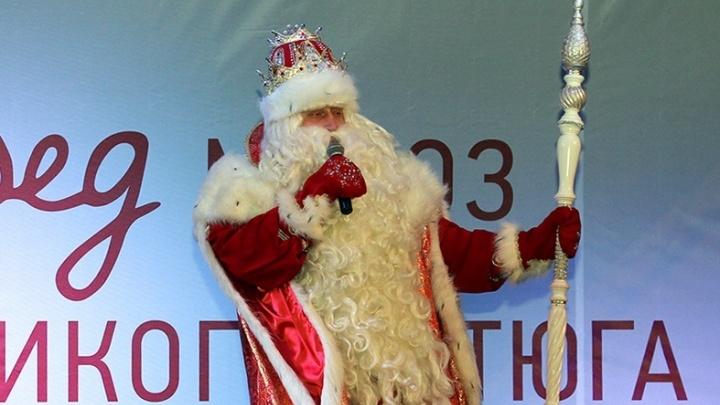 Дед Мороз, «Звёздные войны» и бои без правил: планируем выходные в Омске